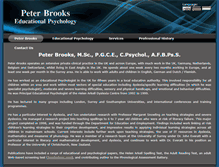 Tablet Preview of brookspsychology.eu